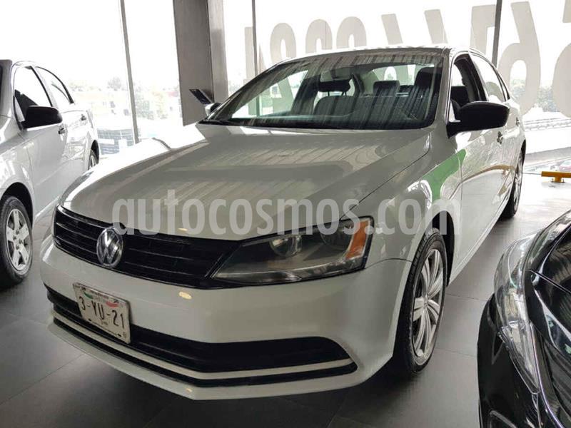 Volkswagen Jetta 2.0 Tiptronic usado (2017) color Blanco precio $169,000