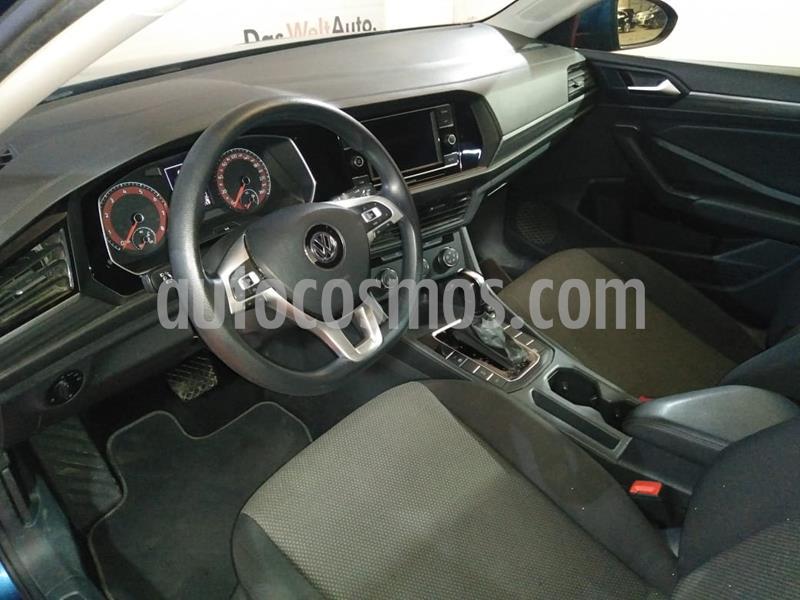 Volkswagen Jetta Comfortline Tiptronic usado (2019) color Azul precio $303,000
