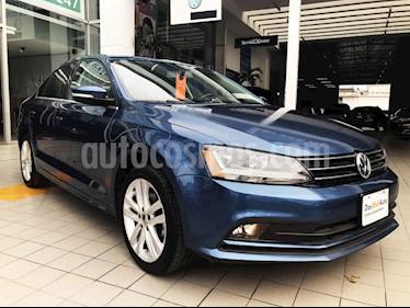 Volkswagen Jetta Sportline Tiptronic usado (2018) color Azul precio $280,000
