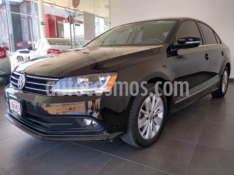Volkswagen Jetta Trendline Tiptronic usado (2018) color Negro precio $240,000