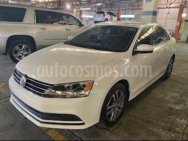 Volkswagen Jetta Trendline usado (2016) color Blanco precio $177,000