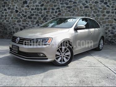 Volkswagen Jetta Comfortline usado (2015) color Plata precio $190,000