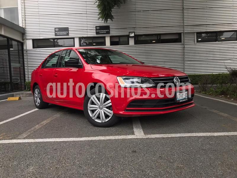 Foto Volkswagen Jetta 2.0 Tiptronic usado (2018) color Rojo precio $233,000