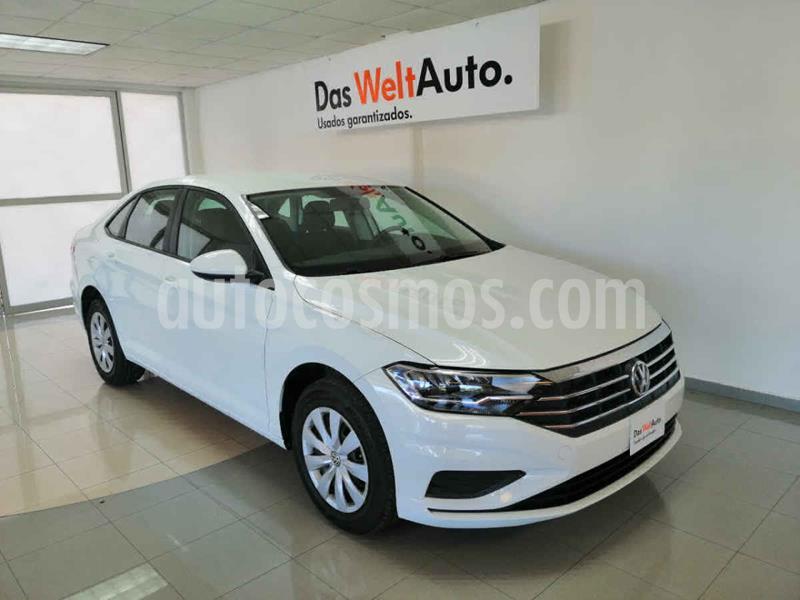 Volkswagen Jetta Trendline Tiptronic usado (2019) color Blanco precio $295,000