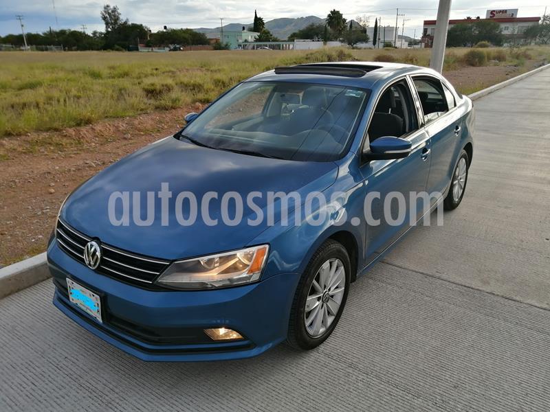 Volkswagen Jetta Comfortline usado (2016) color Azul precio $189,500