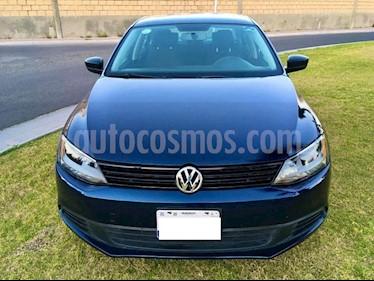 Volkswagen Jetta 2.0 usado (2014) color Azul precio $142,000