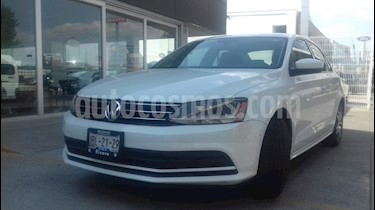 Volkswagen Jetta Trendline usado (2018) color Blanco precio $238,000