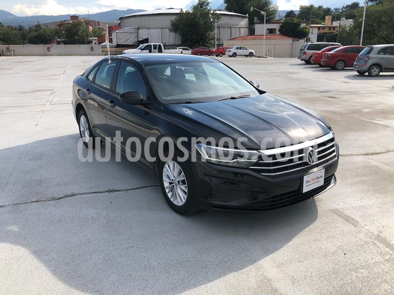 foto Volkswagen Jetta Comfortline usado (2019) color Negro precio $285,000