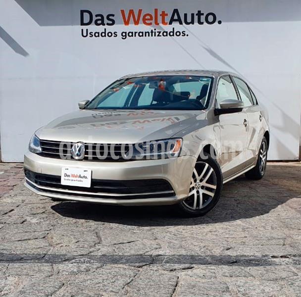 Volkswagen Jetta Trendline Tiptronic usado (2016) color Beige precio $200,000