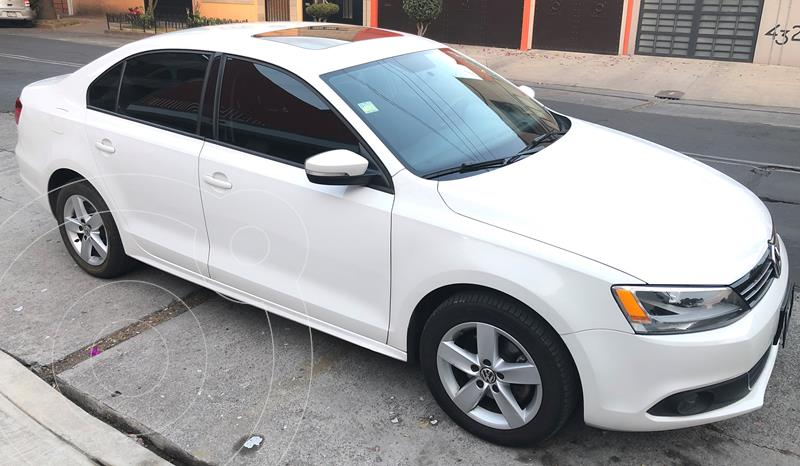 Volkswagen Jetta Style Active usado (2014) color Blanco precio $155,000