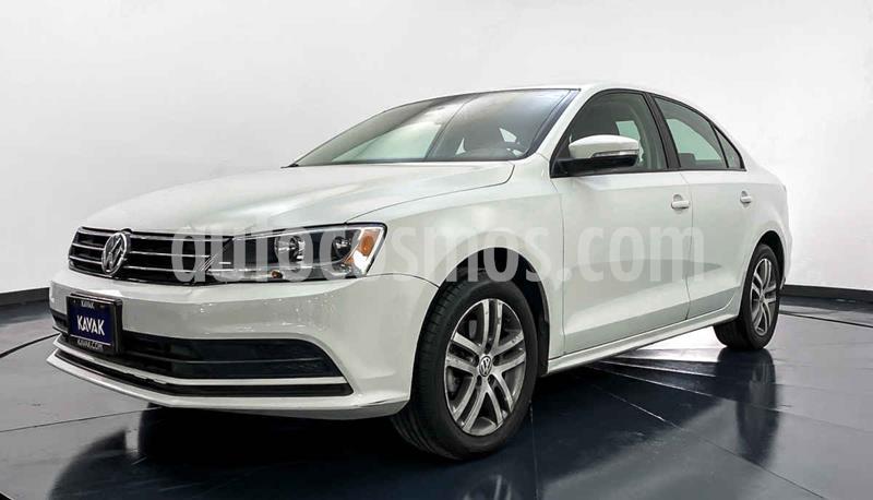 Volkswagen Jetta Trendline usado (2016) color Blanco precio $199,999