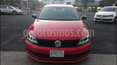 Volkswagen Jetta 2.0 Tiptronic usado (2017) color Rojo precio $164,500