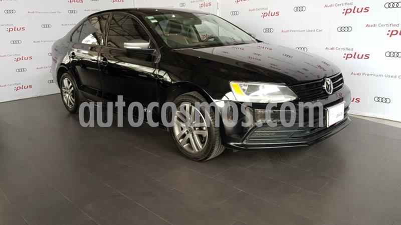 Volkswagen Jetta Live usado (2016) color Negro precio $163,000