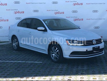 Volkswagen Jetta Trendline Tiptronic usado (2018) color Blanco precio $248,001