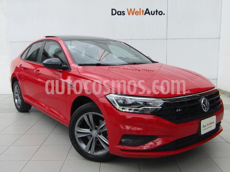 Volkswagen Jetta R-Line usado (2019) color Rojo precio $359,000