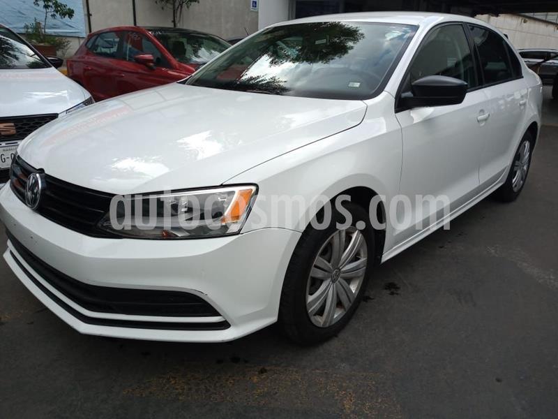 Volkswagen Jetta 2.0 Tiptronic usado (2018) color Blanco precio $189,500