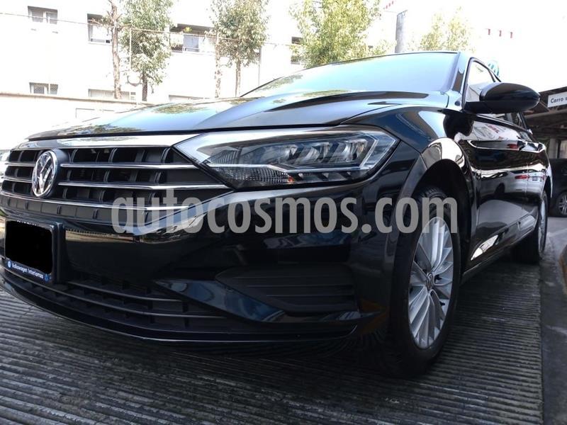 Volkswagen Jetta Comfortline usado (2019) color Negro precio $333,837