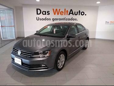 Volkswagen Jetta 4p Comfortline L5/2.5 Aut usado (2018) color Gris precio $249,900