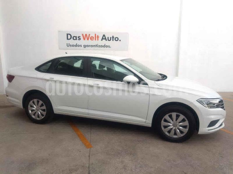 Volkswagen Jetta Trendline Tiptronic usado (2019) color Blanco precio $289,000