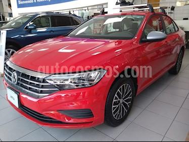 Volkswagen Jetta Wolfsburg Edition Tiptronic usado (2020) color Rojo Tornado precio $359,990