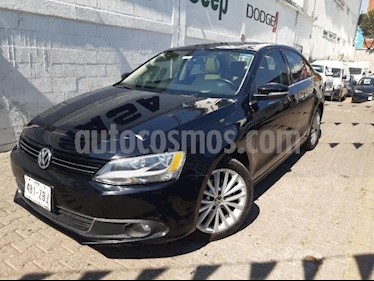 Volkswagen Jetta Sport Tiptronic usado (2013) color Negro precio $190,000