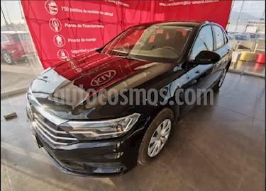 Volkswagen Jetta Trendline usado (2019) color Negro precio $276,000