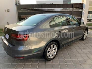 Volkswagen Jetta 2.0 usado (2018) color Gris precio $199,900