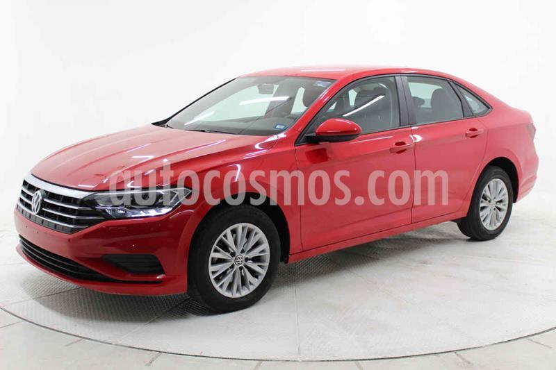 Volkswagen Jetta Comfortline Tiptronic usado (2019) color Rojo precio $275,000