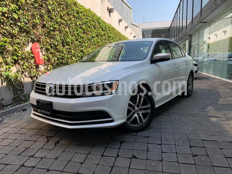 Foto Volkswagen Jetta Fest Tiptronic usado (2016) color Blanco precio $199,000