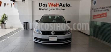 Volkswagen Jetta Style  usado (2014) color Azul precio $169,000