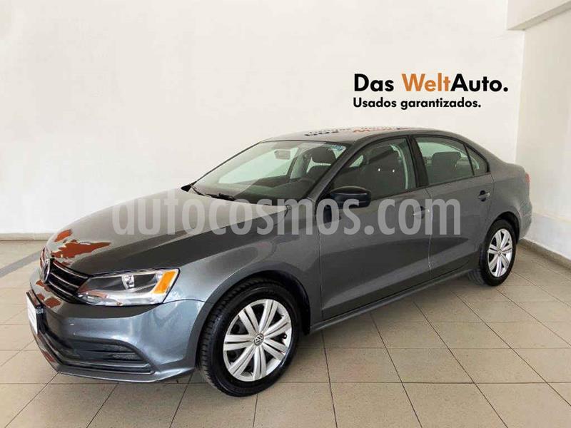 Foto Volkswagen Jetta 2.0 Tiptronic usado (2017) color Gris precio $194,995