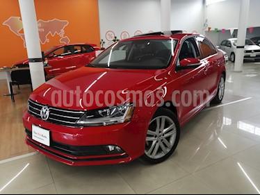 Volkswagen Jetta Sportline Tiptronic usado (2018) color Rojo Tornado precio $282,000