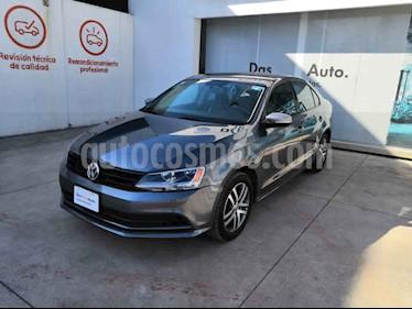 Volkswagen Jetta 4p GLI L4/2.0/T Man usado (2016) color Gris precio $206,000