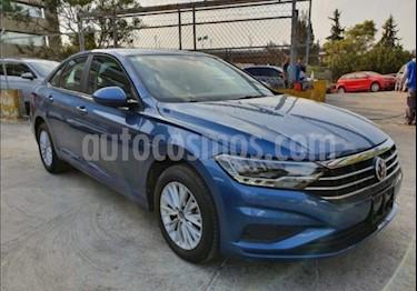 Volkswagen Jetta Comfortline usado (2019) color Azul precio $279,000