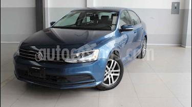 Volkswagen Jetta Trendline usado (2016) color Azul precio $210,000
