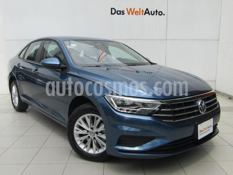 Volkswagen Jetta Comfortline Tiptronic usado (2019) color Azul precio $335,000