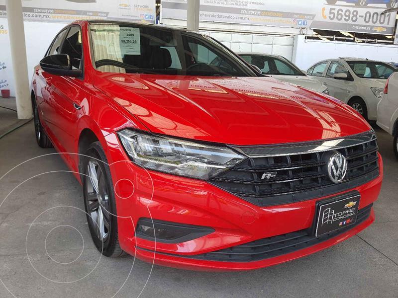 Foto Volkswagen Jetta R-Line Tiptronic usado (2019) color Rojo precio $389,000