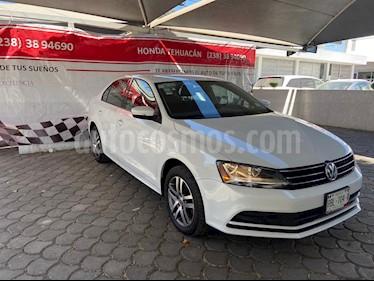 Volkswagen Jetta Trendline Tiptronic usado (2017) color Blanco precio $190,000