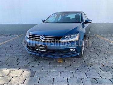 Volkswagen Jetta Comfortline Tiptronic usado (2018) color Azul precio $259,990
