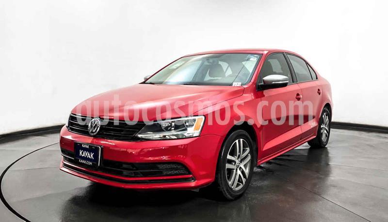 Volkswagen Jetta Live Tiptronic usado (2016) color Rojo precio $199,999