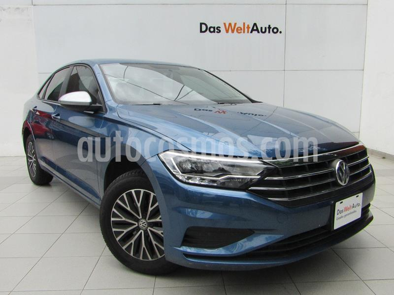 Volkswagen Jetta Wolfsburg Edition Tiptronic usado (2020) color Azul precio $339,000