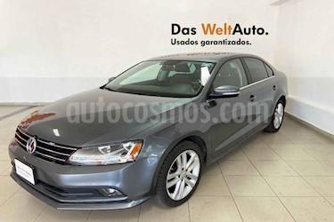 Volkswagen Jetta 4p Sportline L5/2.5 Aut usado (2018) color Gris precio $285,087