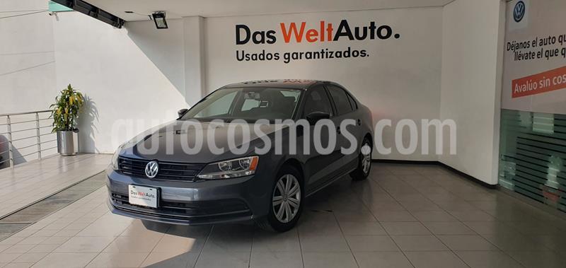 Volkswagen Jetta 2.0 Tiptronic usado (2018) color Gris Platino precio $229,000
