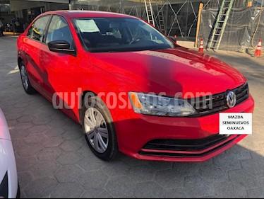 Volkswagen Jetta 2.0 Tiptronic usado (2018) color Rojo Tornado precio $215,000