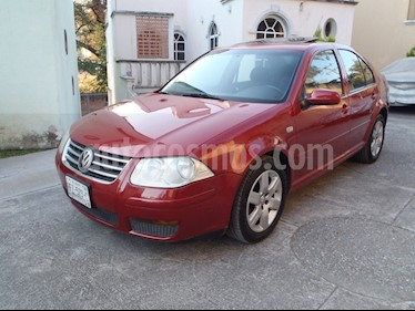 Volkswagen Jetta Trendline 2.0 Equipado usado (2009) color Rojo precio $108,000
