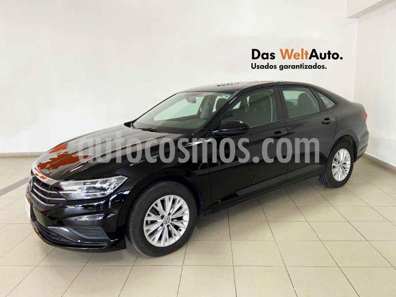 Volkswagen Jetta Comfortline Tiptronic usado (2019) color Negro precio $303,547