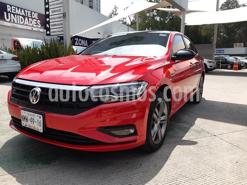 Volkswagen Jetta R-Line Tiptronic usado (2019) color Rojo precio $395,000