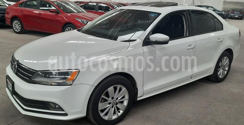 Volkswagen Jetta Comfortline usado (2016) color Blanco precio $193,000