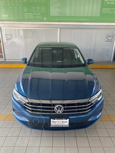 Volkswagen Jetta Comfortline Tiptronic usado (2019) color Azul precio $319,900