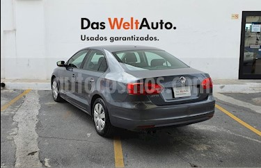 Volkswagen Jetta 2.0 usado (2014) color Gris precio $160,000